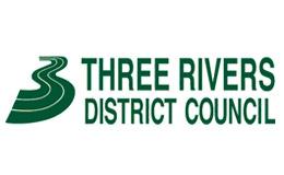 three rivers district council logo